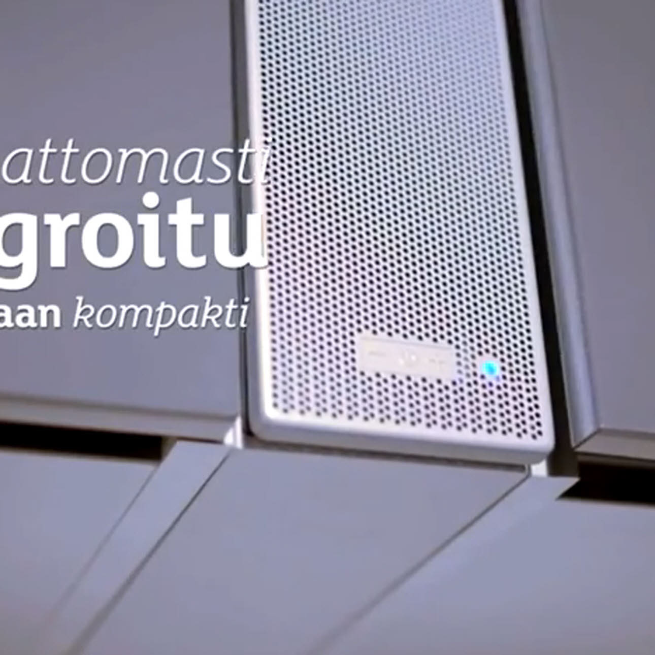 A la Carte -keittiöt Sound Unit